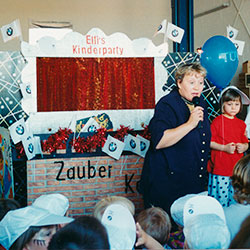 Elfi's Kinderparty, Kinderprogramm