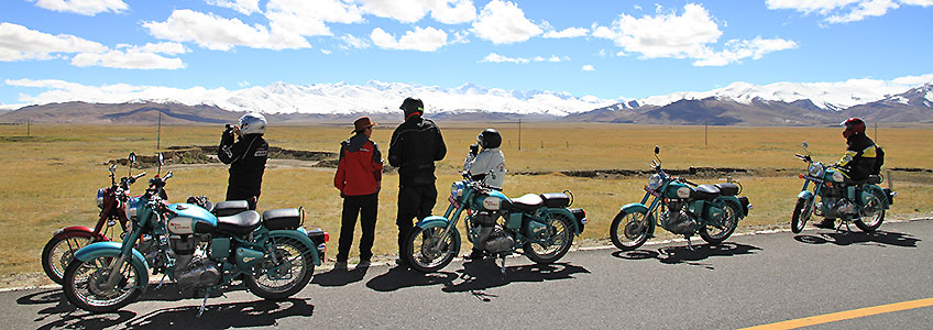 Tibet Expedition 2011