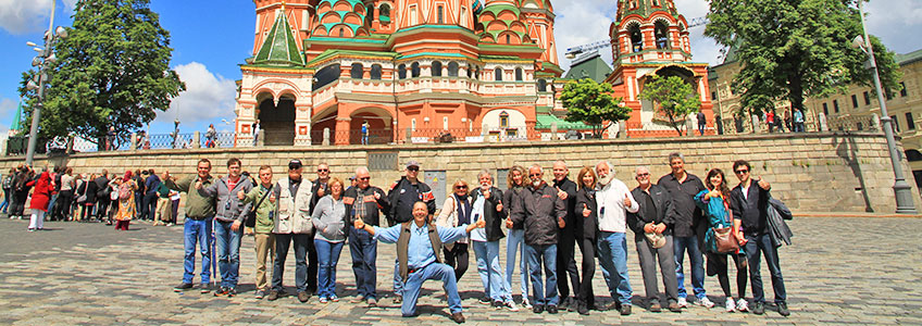 Anniversary Tour Berlin-Moscow