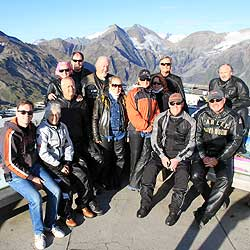 Guided Motorcycle Tour Alps and Lakes