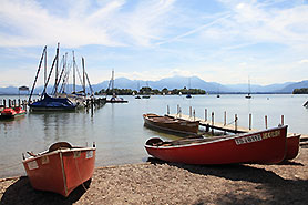 Chiemsee, Island Frauenchiemsee