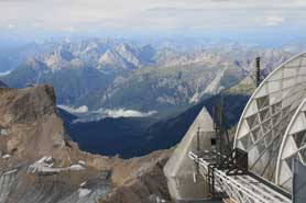 Zugspitze, Top of Germany