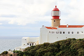 Cabo de Sao Vincente Lighthouse