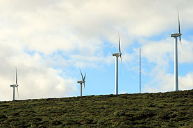 Windparks Algeciras
