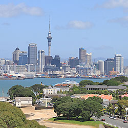 New Zealand Auckland Best Of