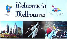 Reuthers Harley-Davidson Motorcycle Tour Australia - Welcome to Melbourne
