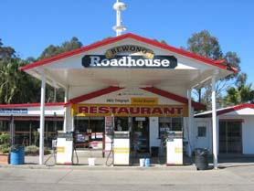 Australia, Bewong Roadhouse