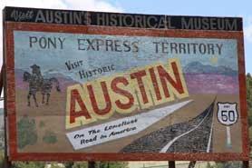 Austin, Highway 50