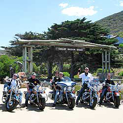 Guided Motorcycle Tour Australia Down Under