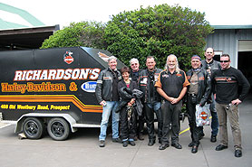 Richardson's Harley-Davidson Launceston Tasmania Australia