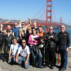 Guided Motorcycle Tour USA Best Of West
