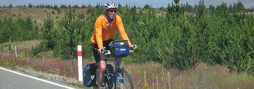 Bicycle Tours New Zealand
