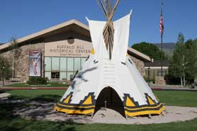 Buffalo Bill Museum, Cody