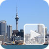 Video Landing in Auckland | Landung in Auckland