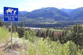Canada / Gold Rush Trail