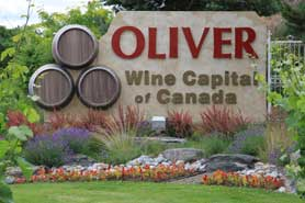 Oliver, Wine Capital of Canada