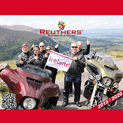 Reuthers Motorcycle Tours eCatalog 2017 / 2018