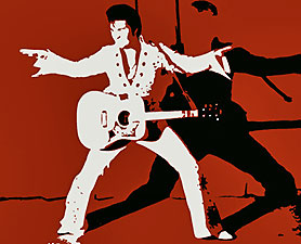 Elvis Presley Double Show
