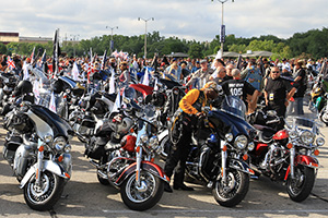 European Bike Week, Faaker See