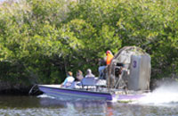 Florida, Airboat Tour