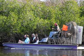 AIRBOAT RENTAL in Kissimmee FLl!