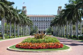 The Breakers in Palm Beach, Florida