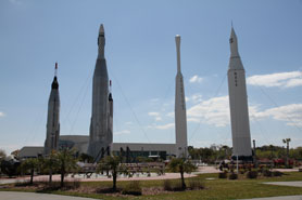 John F. Kennedy Space Center, Florida