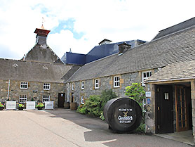 Glenfiddich Distillery, Whisky Trail, Scotland