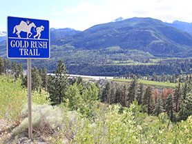 Kanada / Gold Rush Trail