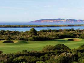 Goose Valley Golf Club, Plettenberg Bay, South Africa