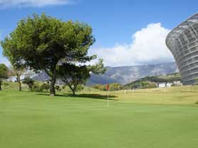 Metropolitan Golf Club, Cape Town, South Africa