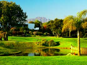 Golf Club Stellenbosch, South Africa
