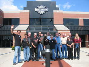 VIP Harley Davidson Factory Tour in Milwaukee