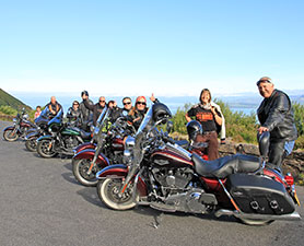 Harley-Davidson Tour Group, Ireland
