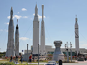John F. Kennedy Space Center, Florida