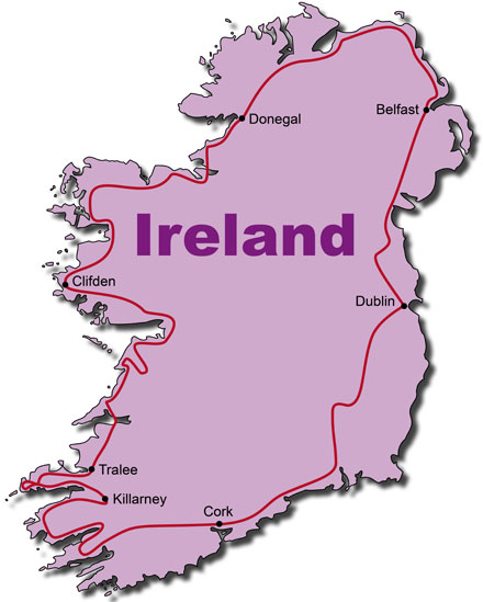 Cork Ireland Bike Tours