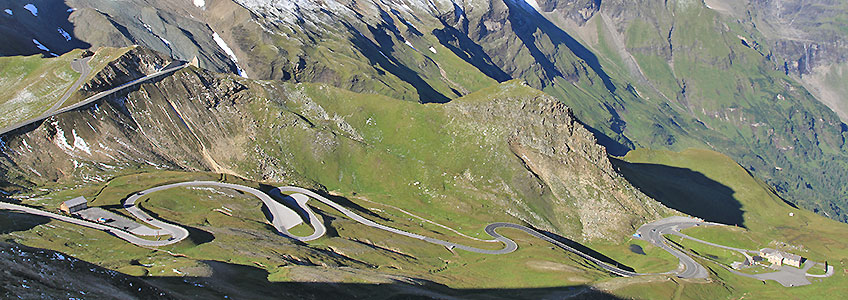Motorcycle Tours Alps + Lakes