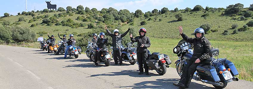 Motorcycle Tours Andalucia