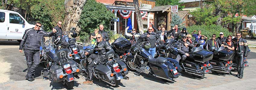 Motorcycle Tours USA Best Of West