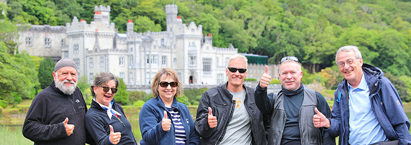 Motorcycle Tours Ireland