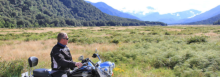 Motorcycle Tours New Zealand Highlights