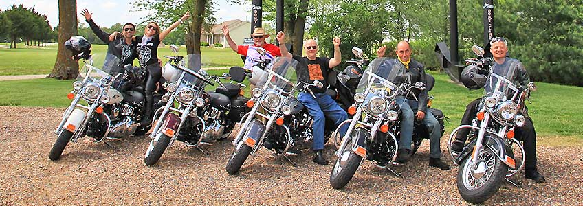 Motorcycle Tours Route 66 Kicks