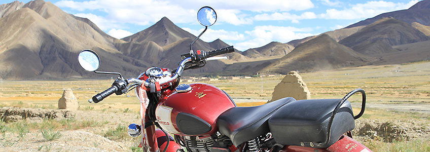 Motorcycle Tours Tibet