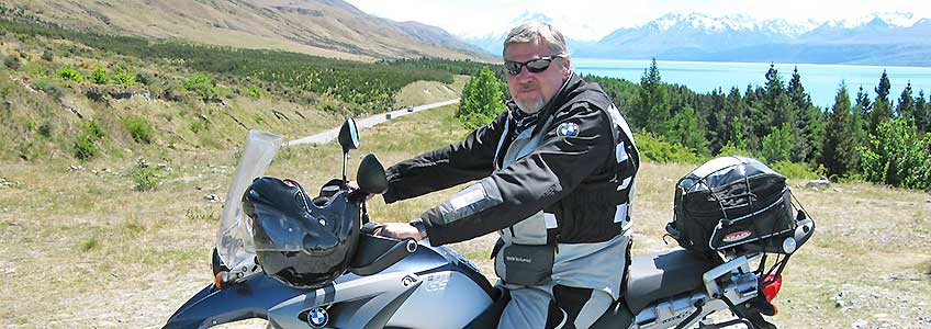 Self Drive - Self Guided Motorcycle Tours by Reuthers