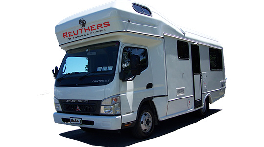 Motorhome Rentals New Zealand