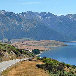 Motorcycle Tour New Zealand Paradise