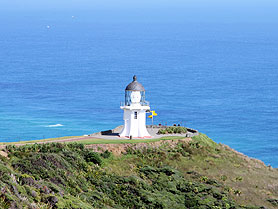 Cape Reinga Light House, New Zealand