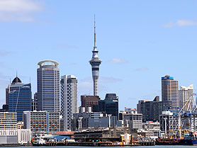 Auckland, City of Sails, Neuseeland