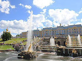 Peterhof, Saint Petersburg