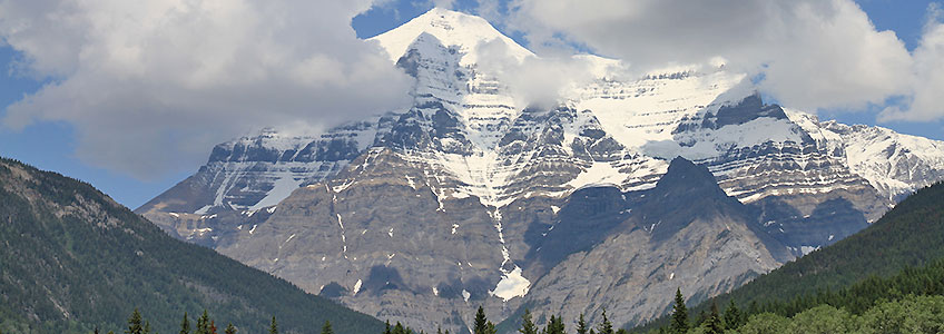Photo Tours Canada / Mount Robson